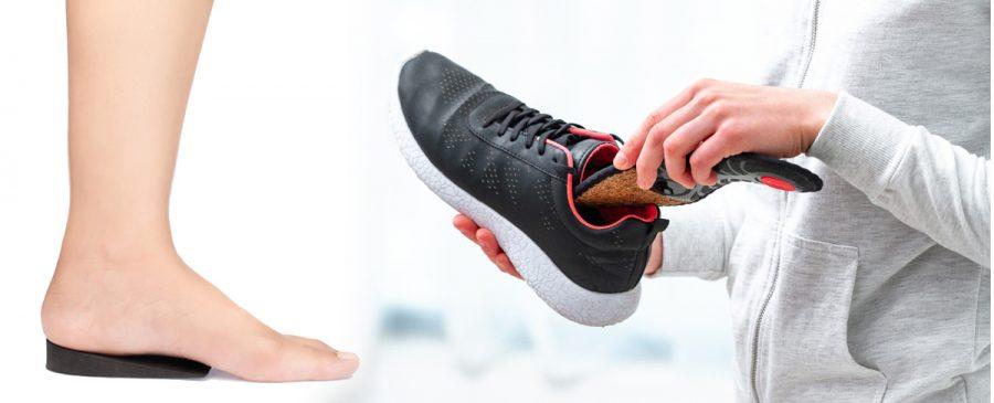 wkładki do butów podwyższające