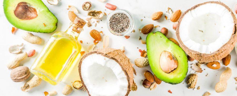 Co jeść, żeby urosnąć: Tłuszcze